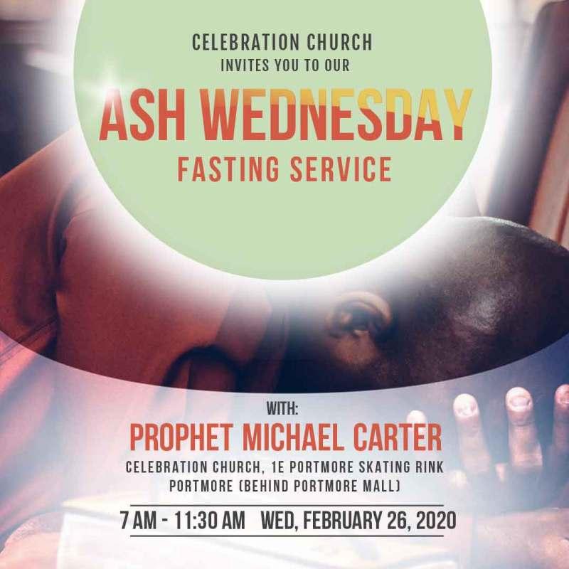 Wednesday Fasting Promo