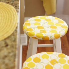 Chair And Stool Covers Two Seater Lawn How To Make Super Easy Diy Bar Removable The Celebration Shoppe 2
