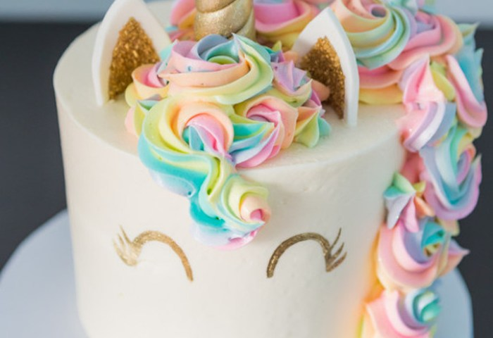 25 Beautiful Girls Birthday Cake Ideas For All Little Big
