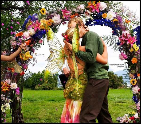 Eivin and Eve kilcher wedding