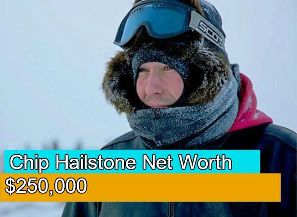 Chip Hailstone Net worth