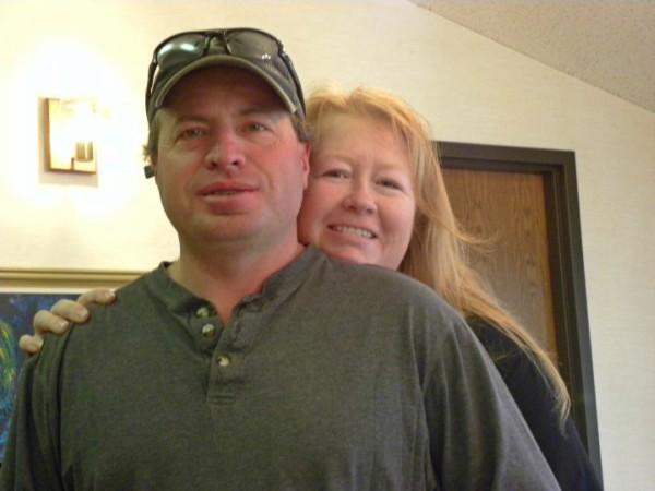 Freddie Dodge and his wife Lisa Irene Dodge