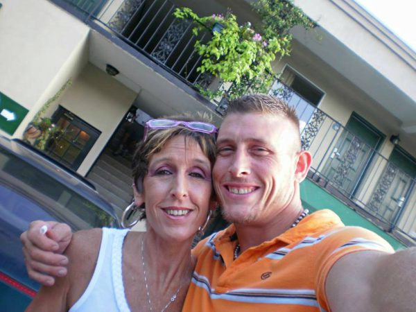 Josh Owens mother Cindy Owens