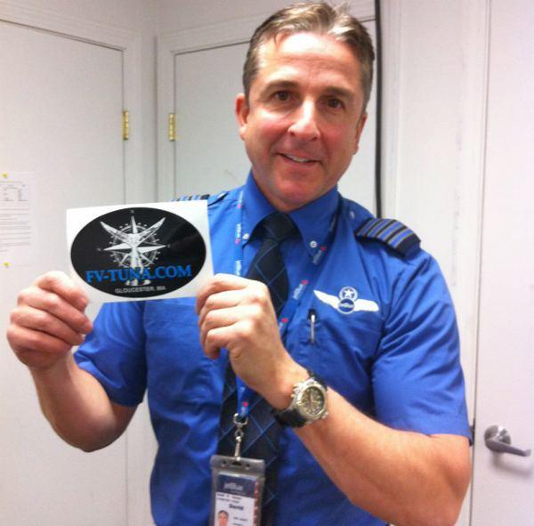 Captain Dave Carraro
