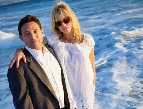 Anne Koppe and Jordan Belfort