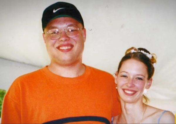 Charles Pol and his girlfriend Beth Oakes
