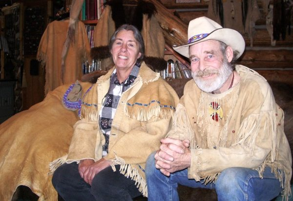 Tom Oar and his wife Nancy Oar