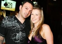 Shaun Holguin and his ex-wife