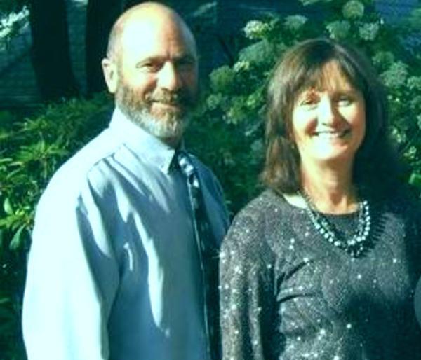 Chris Doumitt wife Sharon Doumitt