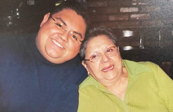 Gabriel Iglesias mother