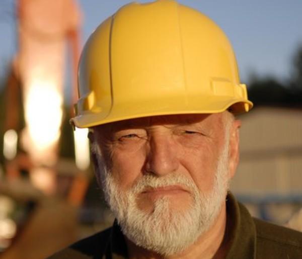 Gold Rush star Jack Hoffman