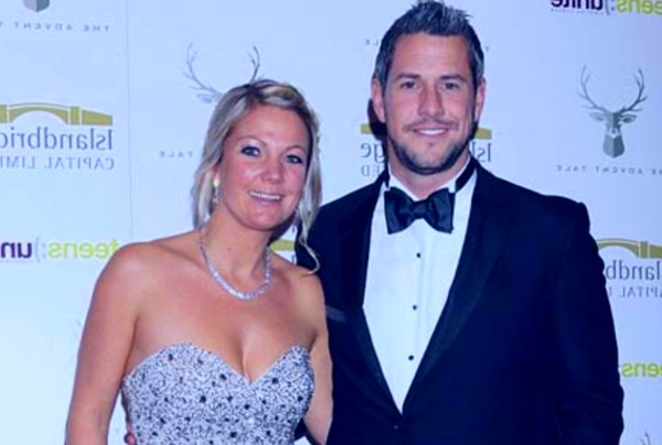 Louise Anstead and Ant Anstead