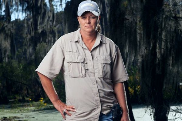 Swamp People Liz Cavalier