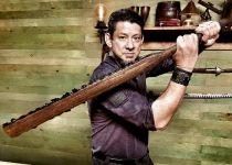 Martial art teacher, Doug Marcaida