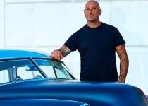 The leading cast of Full Custom Garage, Ian Roussel