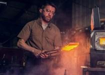 Forged in fire star Ben Abbott