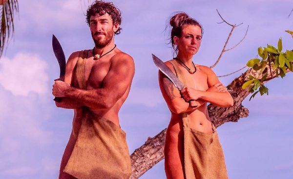 Jeff Zausch participated in Naked and Afraid Tv show