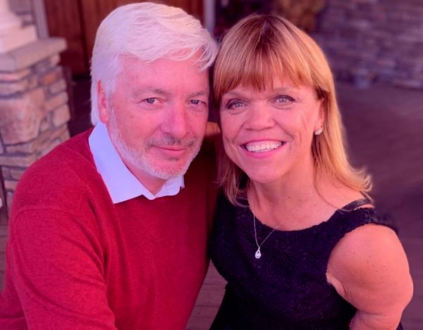 Amy Roloff to be husband Chris Marek