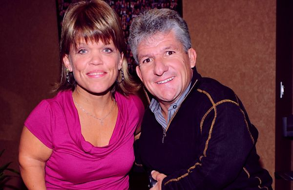 Amy Roloff with her ex husband matthew Roloff