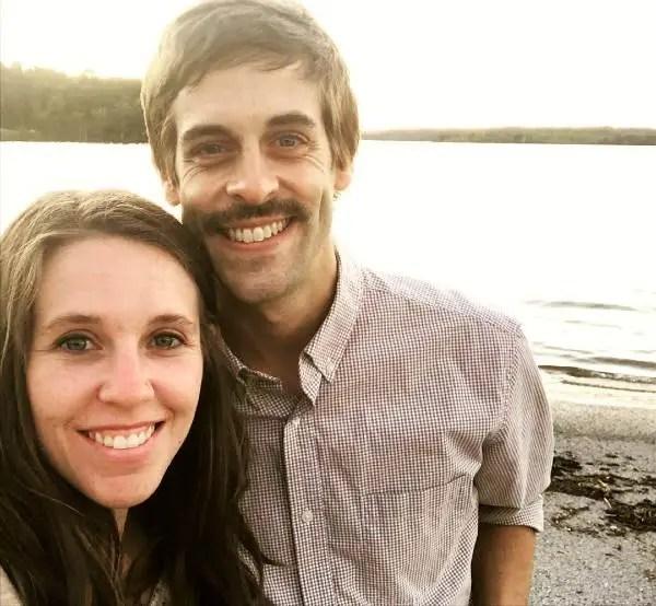 Jill Duggar and her husband Derick Dillard