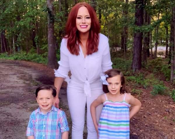 Kathryn Dennis Kids