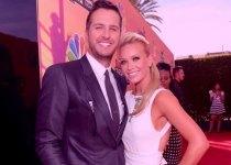 Luke Bryan wife Caroline Boyer