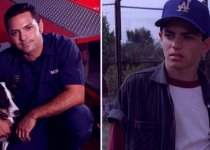 Mike Vitar now and then