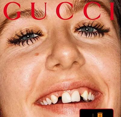 Gucci Makeup Contest