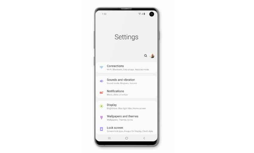 How to fix Samsung Galaxy S10 that started running slow
