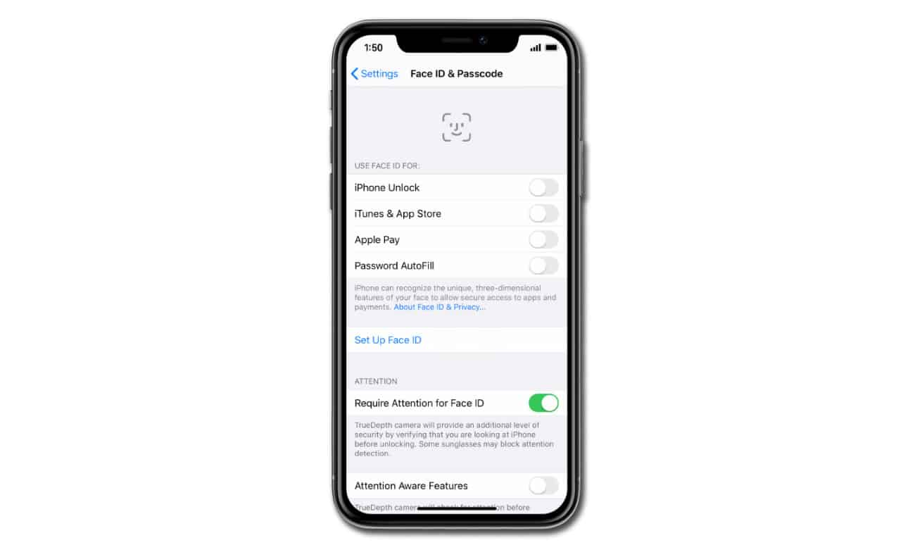 How to fix Face ID not working after iOS 13 on iPhone XS