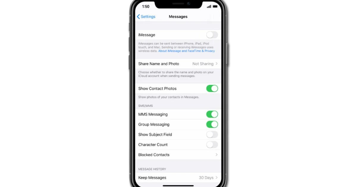 How to fix iMessage that's not working after iOS 13 update