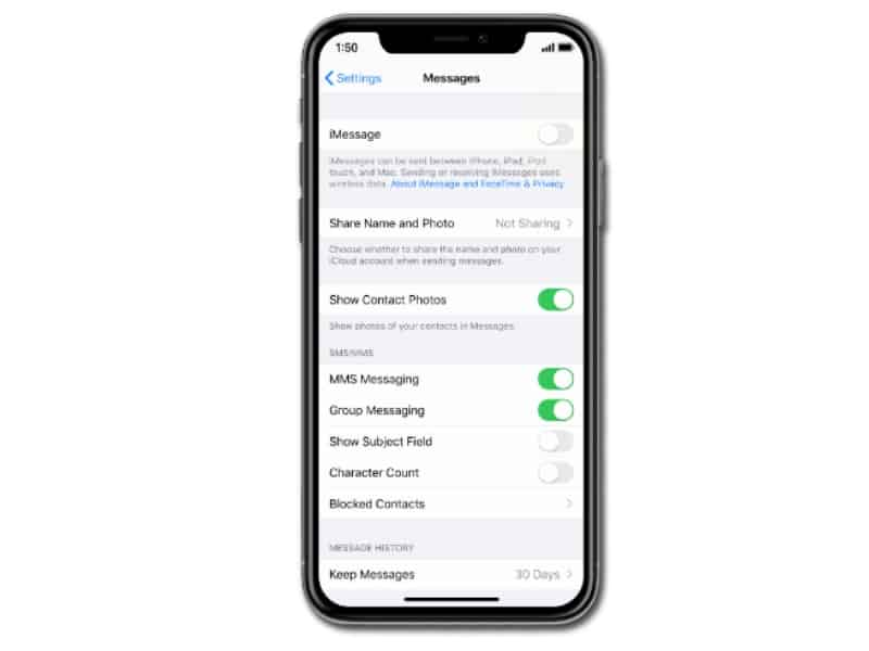 How to turn iMessage on and off on iPhone 11 [Tutorial]