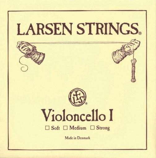 Струнa C для виолончели Larsen 639.452 описание и цены