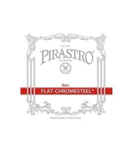 Струна H для контрабаса Pirastro Flat-Chromesteel 342520 описание и цены
