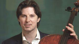 Cello Master Class with Daniel Müller-Schott.