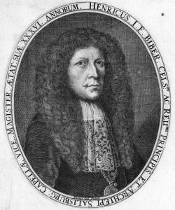 12 августа. Генрих Игнац Франц фон Бибер.
