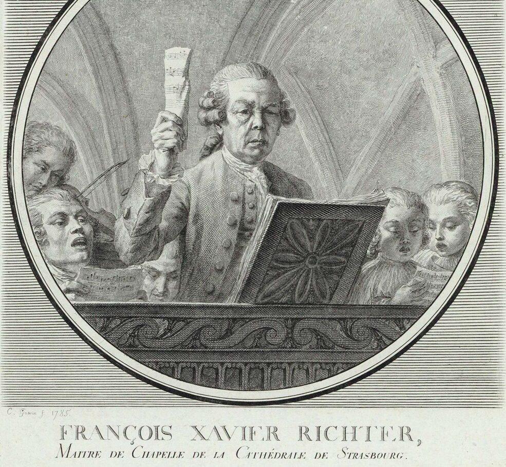 1 декабря. Франц Ксавер Рихтер.