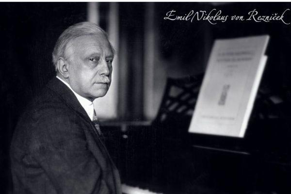 4 мая. Эмиль Николаус фон Резничек.