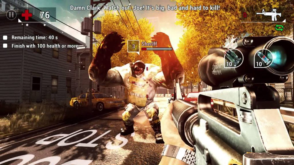 best shooting games for