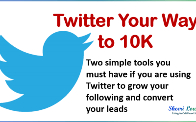 Twitter Your Way to 10K