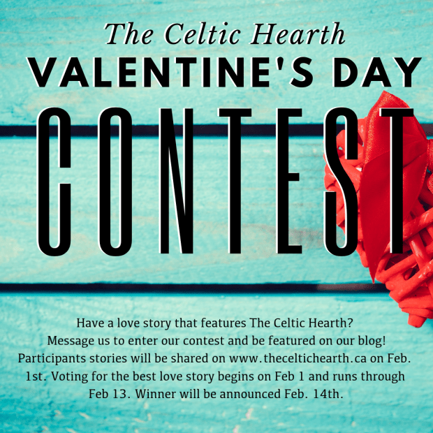 Valentine's Day at The Celtic Hearth