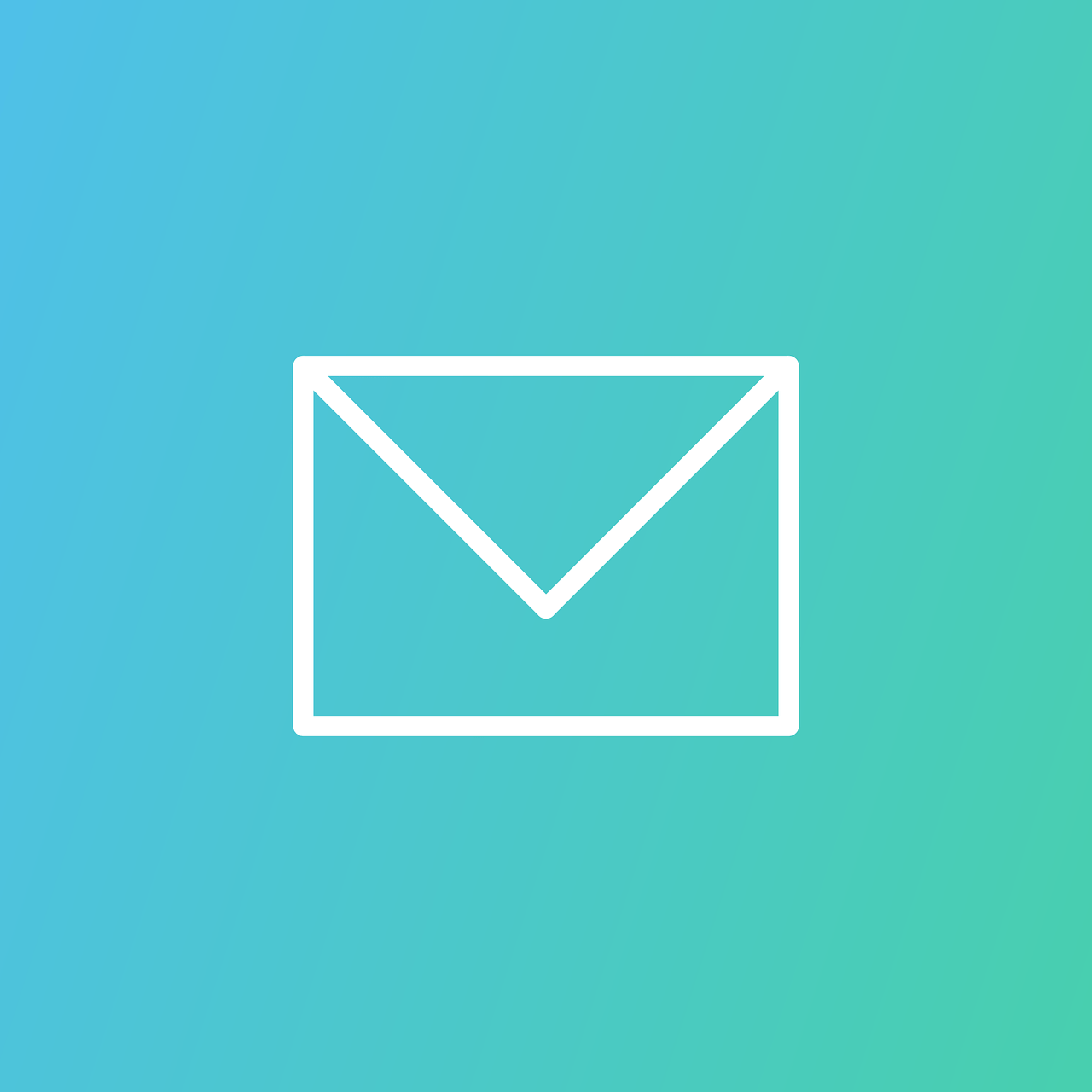 letter, e-mail, contact