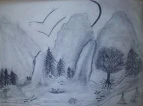 Anna Maria Windham - Stoney Tribe creation story