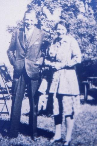 Paul and Elizabeth Sanders