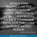 Sacred Honor