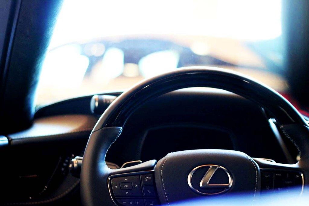 Lexus Wheel 2