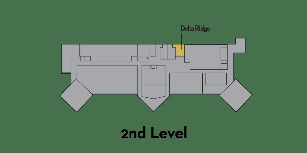 2nd Level, Southwest side