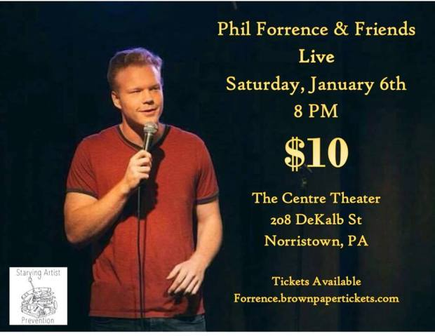 Phil Forrence and Friends