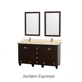 Acclaim Expresso | Available Sizes: 24″, 30″, 36″, 48″, 60″, 72″, 80″, Tower and Wall Cabinet