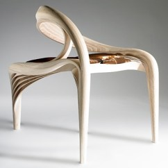 Chair Design Back Angle Physio Ball Base Inspirations By Jade Fernandez The 2015 Wooden Furniture Curved View
